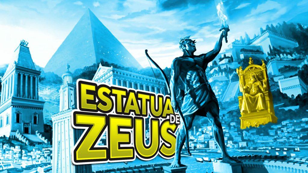 La estatua de Zeus